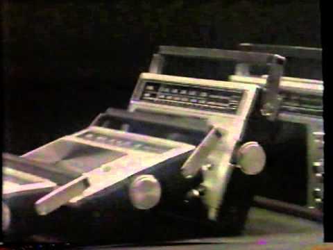 WKHX FM TV Atlanta Commercial Circa 1985