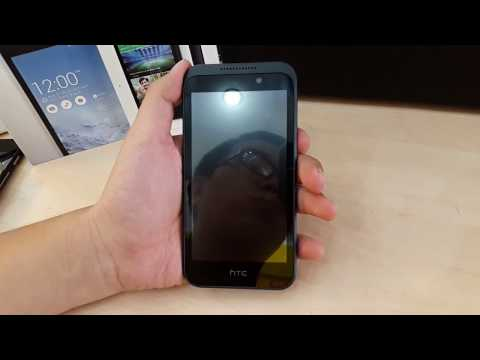 BacBa - Hard Reset HTC Desire 320