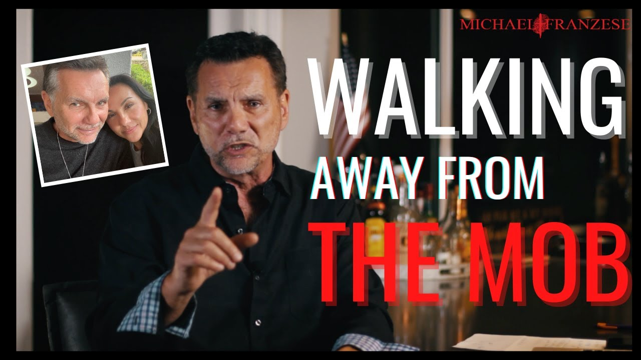 The Real Mob Wife Story | Michael Franzese