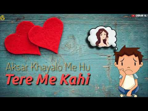 Sab Rishte Naate Has Ke Tod Du || Love Status Video || Lyrical Video