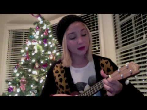Santa Baby Cover by Audrey Whitby