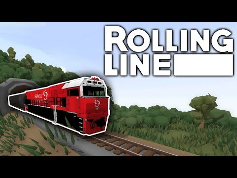 Moving Coal U0026 Wood Cars! - Toy Train Simulator Rolling Line VR - NZ Inspired Route