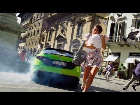 6 Underground Шестеро вне закона \ Погоня на Alfa Romeo в Италии. Часть-2.
