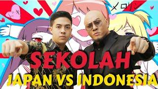JEROME POLIN, BEDANYA SEKOLAH JEPANG DAN INDONESIA  - MANTAP JIWA!!!!