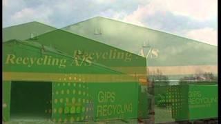 Gypsum Recycling (Plasterboard/Drywall/Wallboard Recycling)