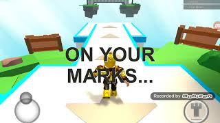 My brother is play dregon rage(roblox)