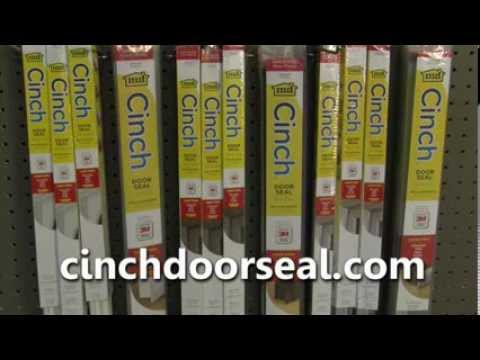 Cinch Door Seals