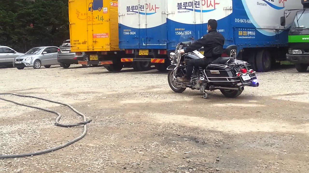 Gl Korea Motorbike Landing Gear Quot Gl7hm Quot 2013 Roadking Youtube #C78D04