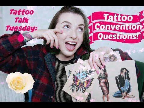 Tattoo Talk Tuesday! Tattoo Conventions!