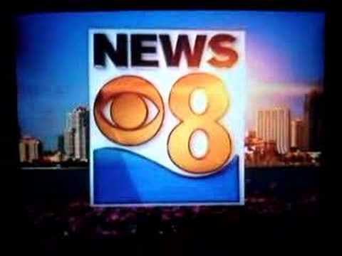 KFMB News 8 At 6am Open