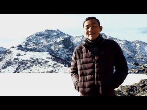 Testimony for trekking guides of Nepal