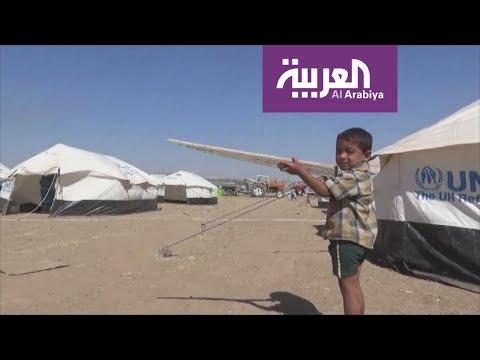 تقرير: أكثر من 2500 طفل متواجدون في مخيمات النزوح  - نشر قبل 3 ساعة