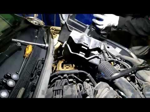 """Ford Focus установка ГБО. Автосервис """"Я на ГАЗ"""""""