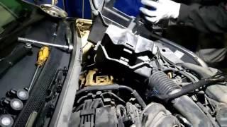Ford Focus установка ГБО. Автосервис ''Я на ГАЗ''