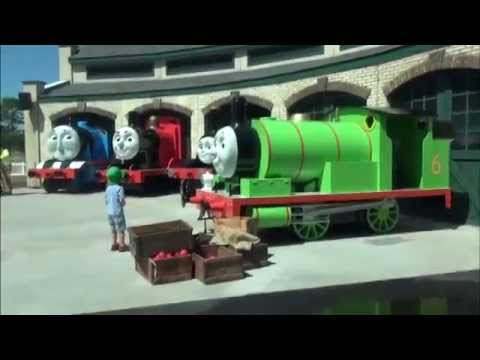 THOMAS LAND EDAVILE USA THEME PARK