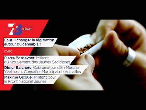 7/8 Le débat – Faut-il changer la législation autour du cannabis ?