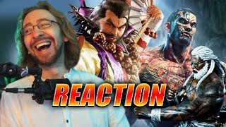 MAX REACTS: Leroy Smith, Ganryu & FAHKUMRAM...Yes That's His Name