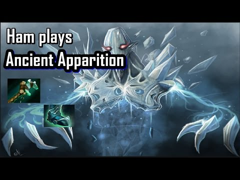 Ham plays Ancient Apparition - Replay Commentary