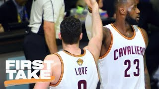 Can Cavs Trade Kyrie Irving And Still Remain Best In East? | First Take | ESPN
