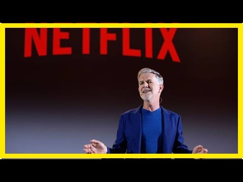 Breaking News | A real Netflix original: TV's most important player now has Ireland in his plans