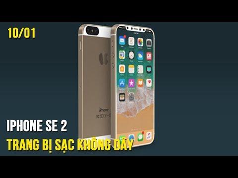 iPhone SE 2 trang bị sạc không dây, Redmi Note lộ ảnh thiết kế mới