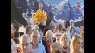 FRANCK VILAIN TV 8 MOMT BLANC TARENTELLE QU'ELLE EST 13 12 15
