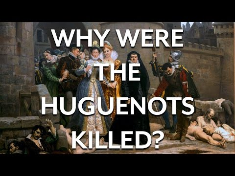 Huguenots and the French Reformation