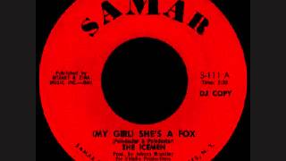 The Icemen  -  My Girl She