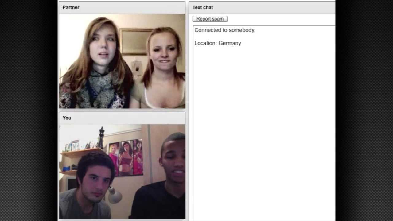 Chatroulette Teen