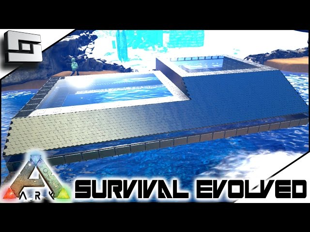 ARK: Survival Evolved - EPIC TEK TIER BASE BUILDING! E8 ( Pugnacia Modded Ark Gameplay )