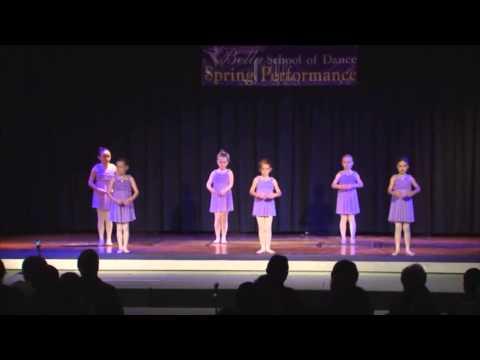 Bella School of Dance - 10,000 Reasons