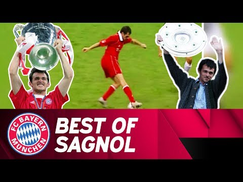 Best of Willy Sagnol 🇨🇵 | FC Bayern