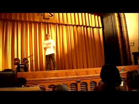 Lincoln High School Talent Show: My Guest Performance Freestyle