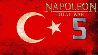 Napoleon Total War - Imperium Osmańskie #5 (Gameplay PL Zagrajmy)