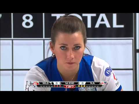 2016 World Financial Group Continental Cup - Team Competition - Homan vs. Muirhead