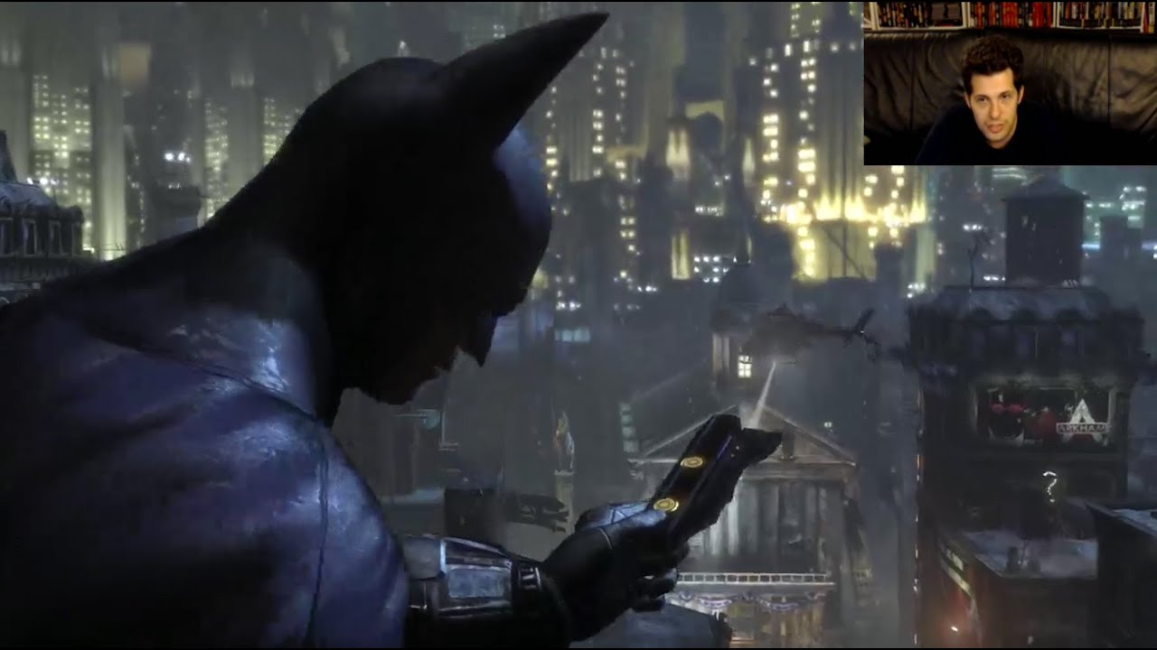Batman Live Stream
