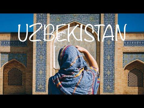 Travel Feature: Uzbekistan