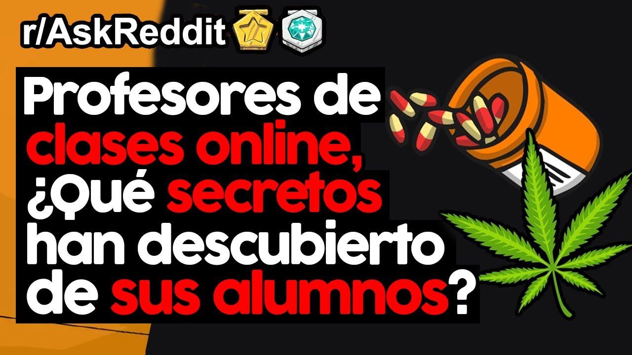 Las clases online muestran DEMASIADO... (Preguntas Reddit)