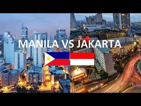 Manila & Jakarta 2020 (The Capital of Philippines and Indonesia)