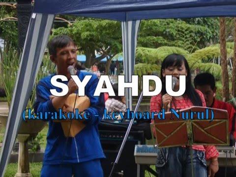 Syahdu (Dangdut Karaoke)