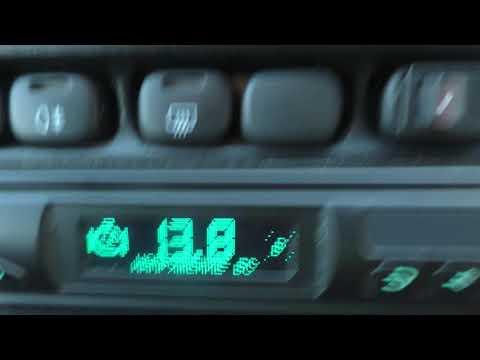 Бортовой компьютер ШТАТ Шевроле нива обзор функций