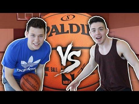 1 V 1 BASKETBALL JESSER VS FAZE ADAPT!