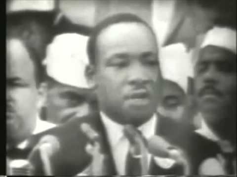 """I have a dream"" de Martin Luther King en español"