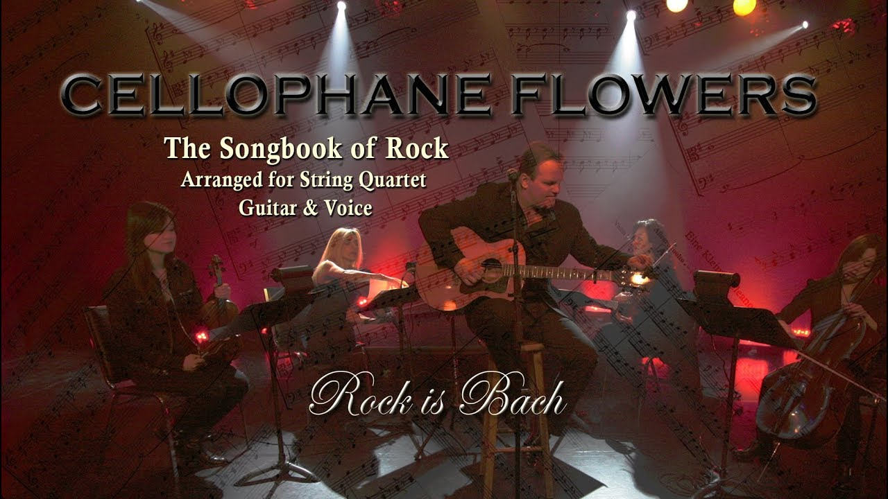 The Song Book Of Rock Cellophane Flowers Music