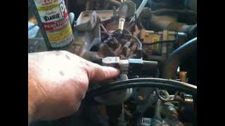 93 F150  EGR valve, TPS, Thermostat housing, and correct Anti-freeze