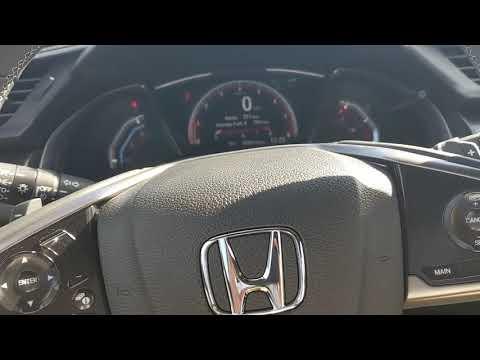 2019 Honda Civic Hatchback Sport Touring quick review