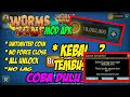 Gambar cover Cara Hack Cheat Worms Zone .io Tanpa Root | Worms Zone io Mod apk | Auto Top Global