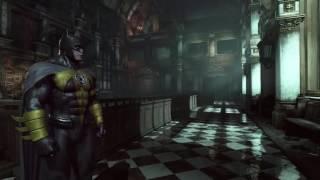 Batman Arkham City Riddle BANG! BANG! Order In The Court