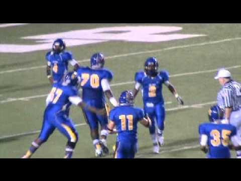 (TX) Chapel Hill Bulldogs Football 2010