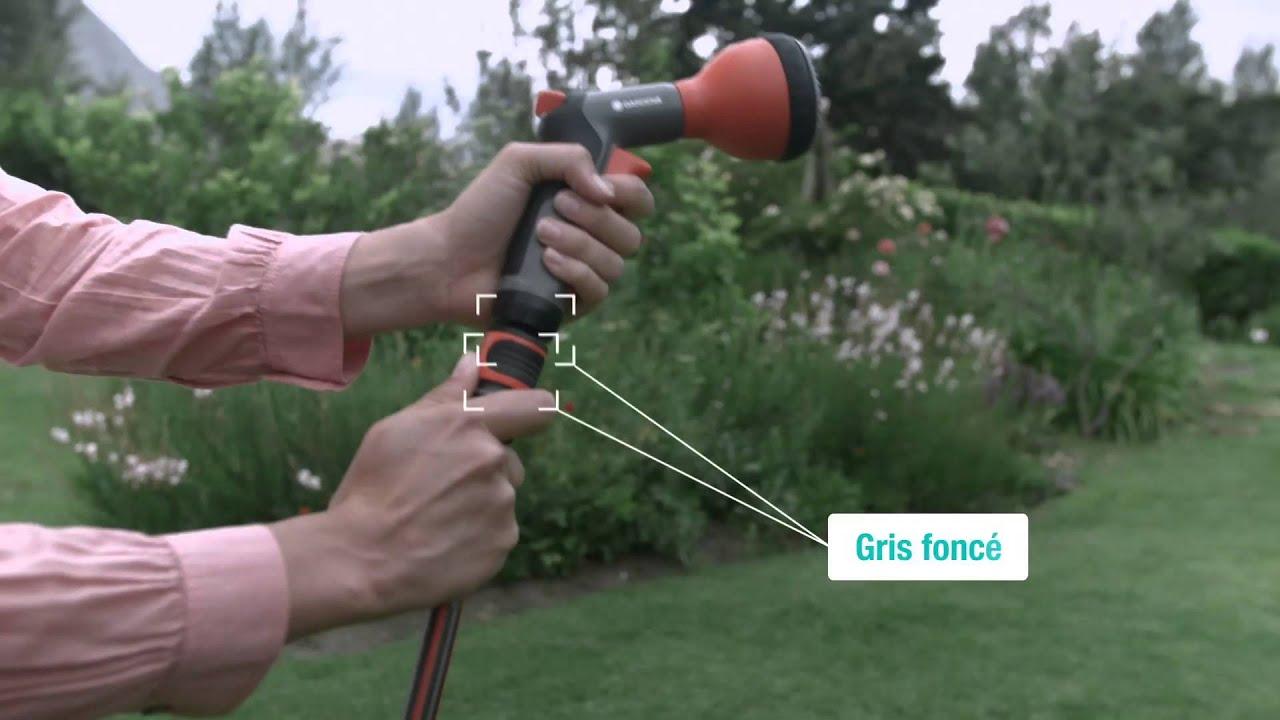 Découvrez Les Nouveaux Raccords De Tuyaux Gardena Pour Un Arrosage Parfait De Votre Jardin